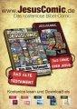 Flyer für Comic-Projekt